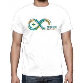 T-Shirt Arduino DAY 2017