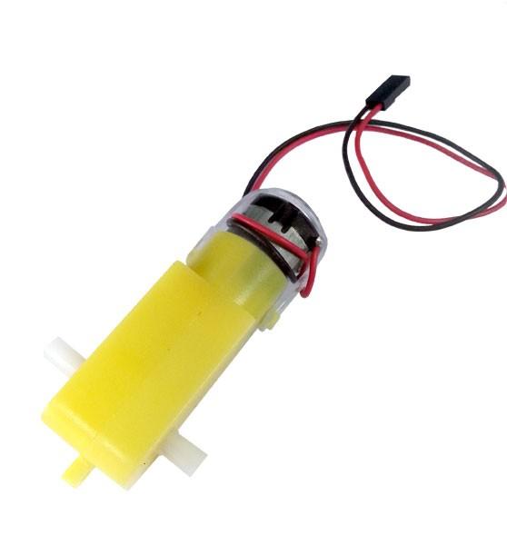 ชุดเฟืองขับมอเตอร์ BO1 (48:1) (2 Output) (สาย IDC)