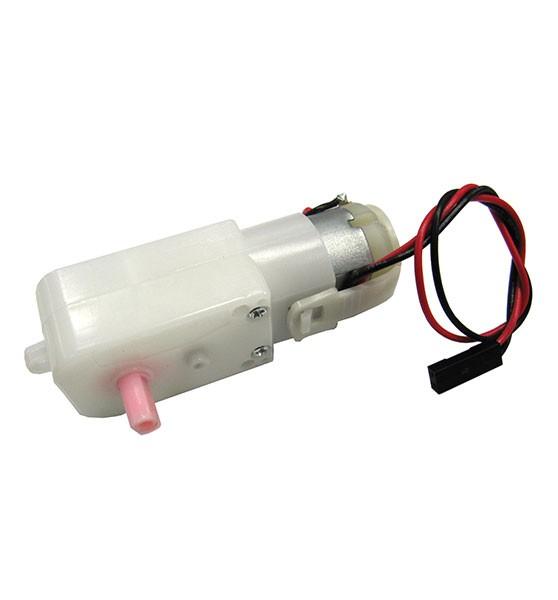 ชุดเฟืองขับมอเตอร์ BO1 (48:1) (1 Output) (สาย IDC)