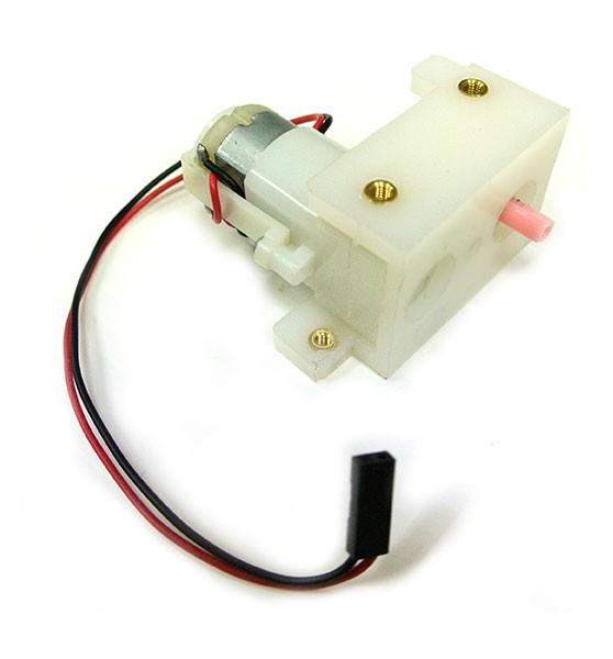 ชุดเฟืองขับมอเตอร์ BO2 (48:1) (1 Output) (สาย IDC)พร้อมขายึด