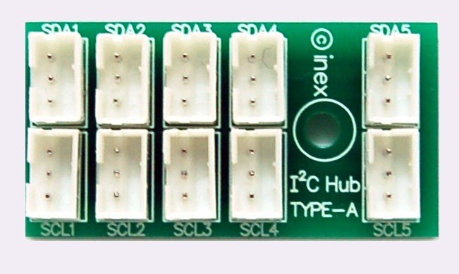 แผงวงจร I2C hub Type-A (ตัวตั้ง)