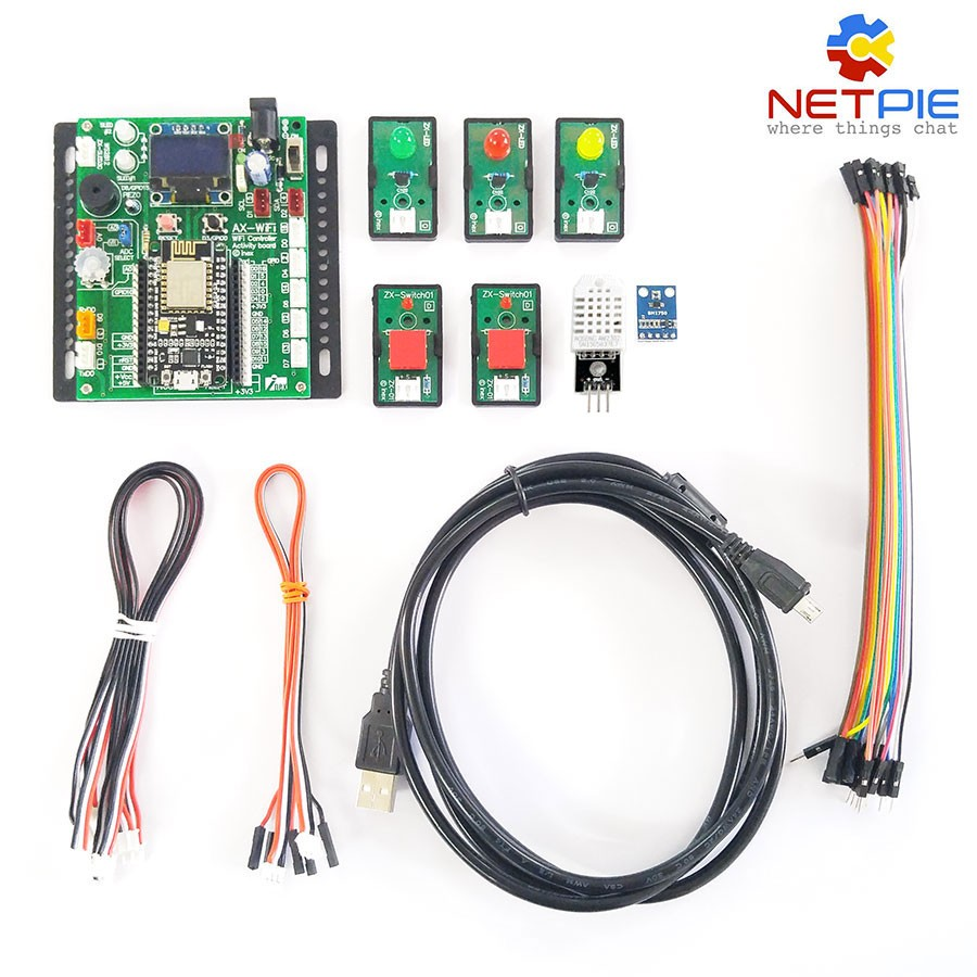 IoT Activity Kit Netpie version