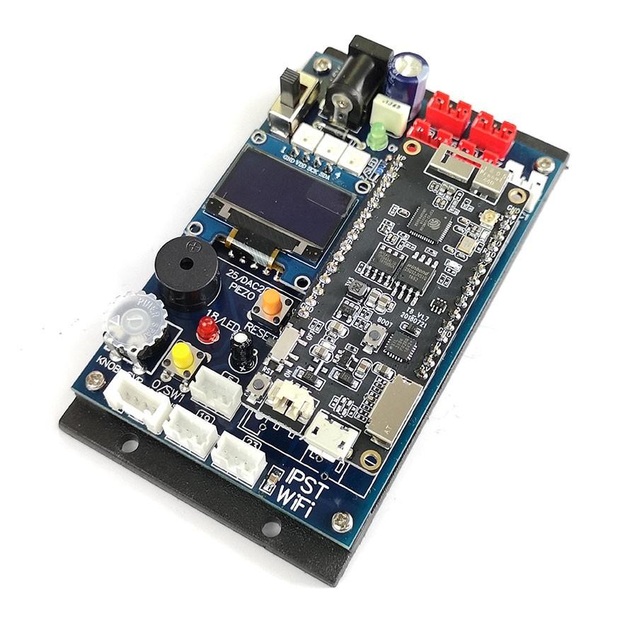 IPST-WiFi แผงวงจรเรียนรู้การเขียนโปรแกรมเพื่อควบคุมอุปกรณ์และเชื่อมต่ออินเทอร์เน็ต