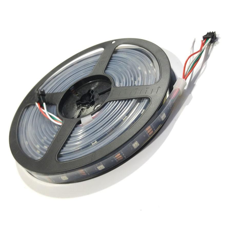 แถบ LED RGB แบบโปรแกรมได้ 30x5