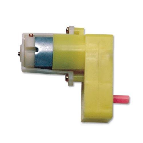 ชุดเฟืองขับมอเตอร์สำเร็จรูป BO2 120:1 1 output
