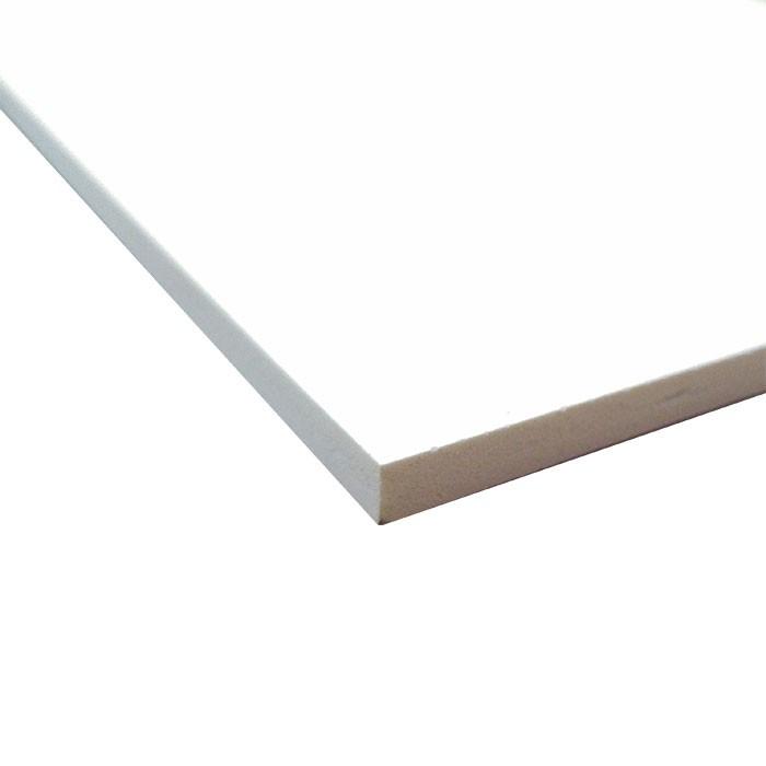 แผ่นพลาสวูด A5 (15x21เซนติเมตร) หนา 5มม.