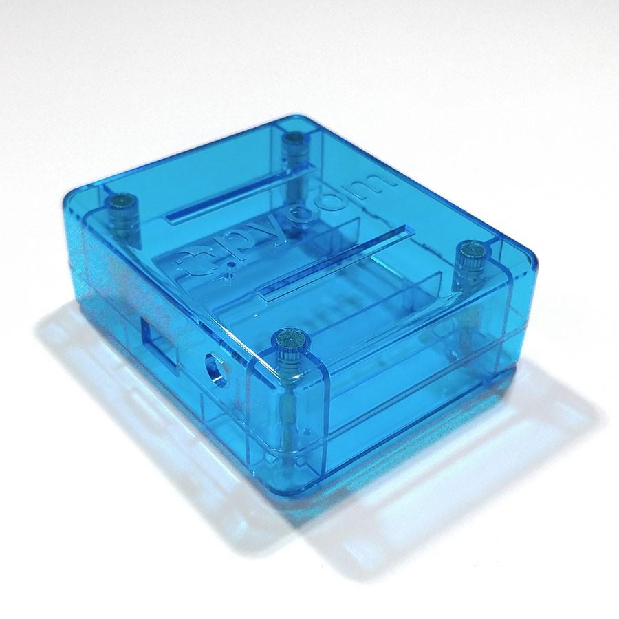 PyCase กล่องบรรจุโมดูล LoPy, WiPy, FiPy, SiPy หรือ GPy