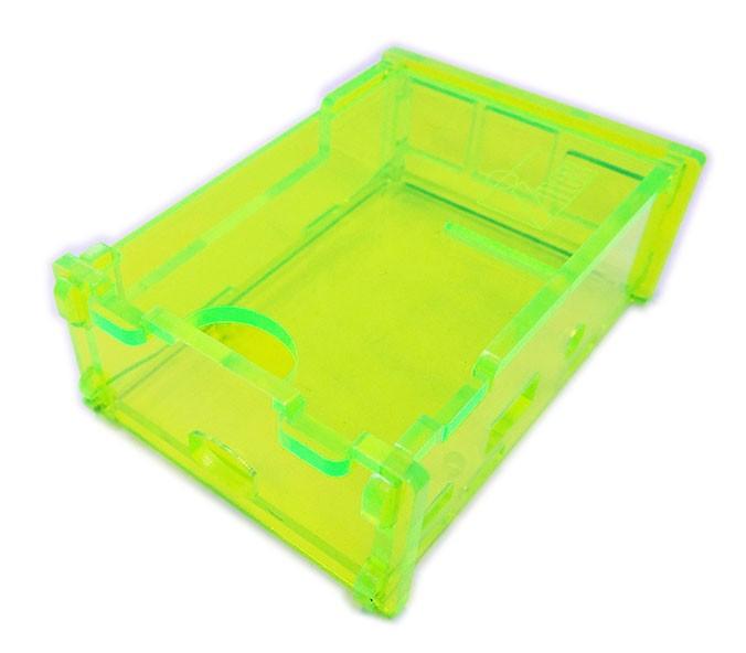 ชุดประกอบกล่องพลาสติกสำหรับ Raspberry Pi B+