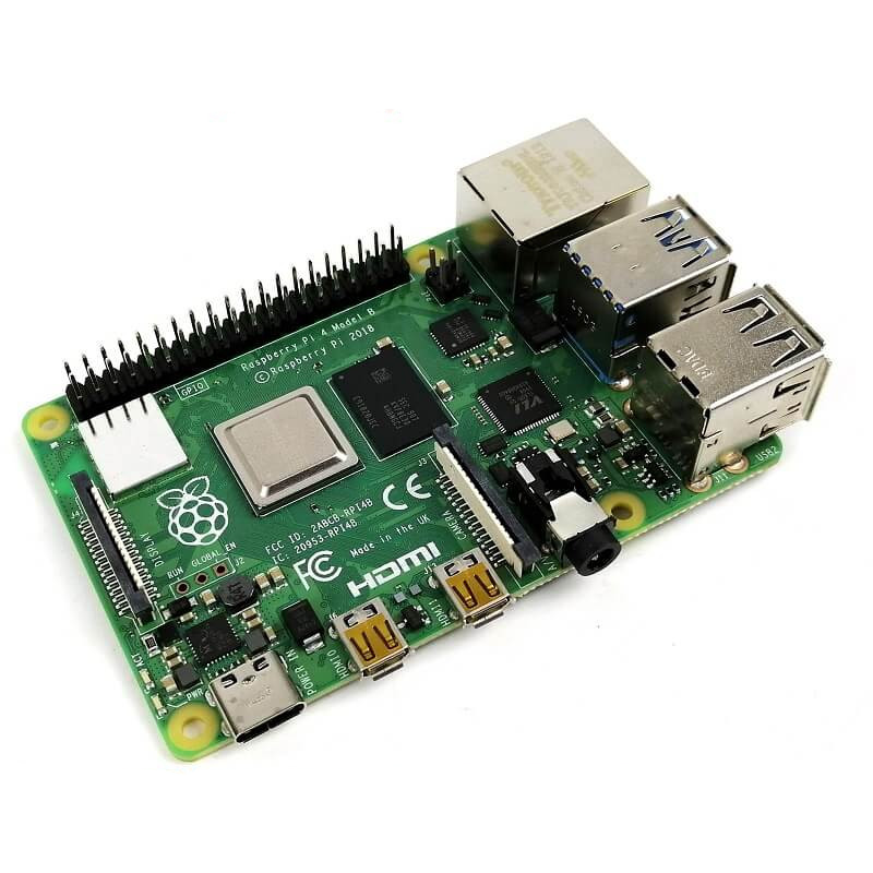 Raspberry Pi 4 - 4GB RAM