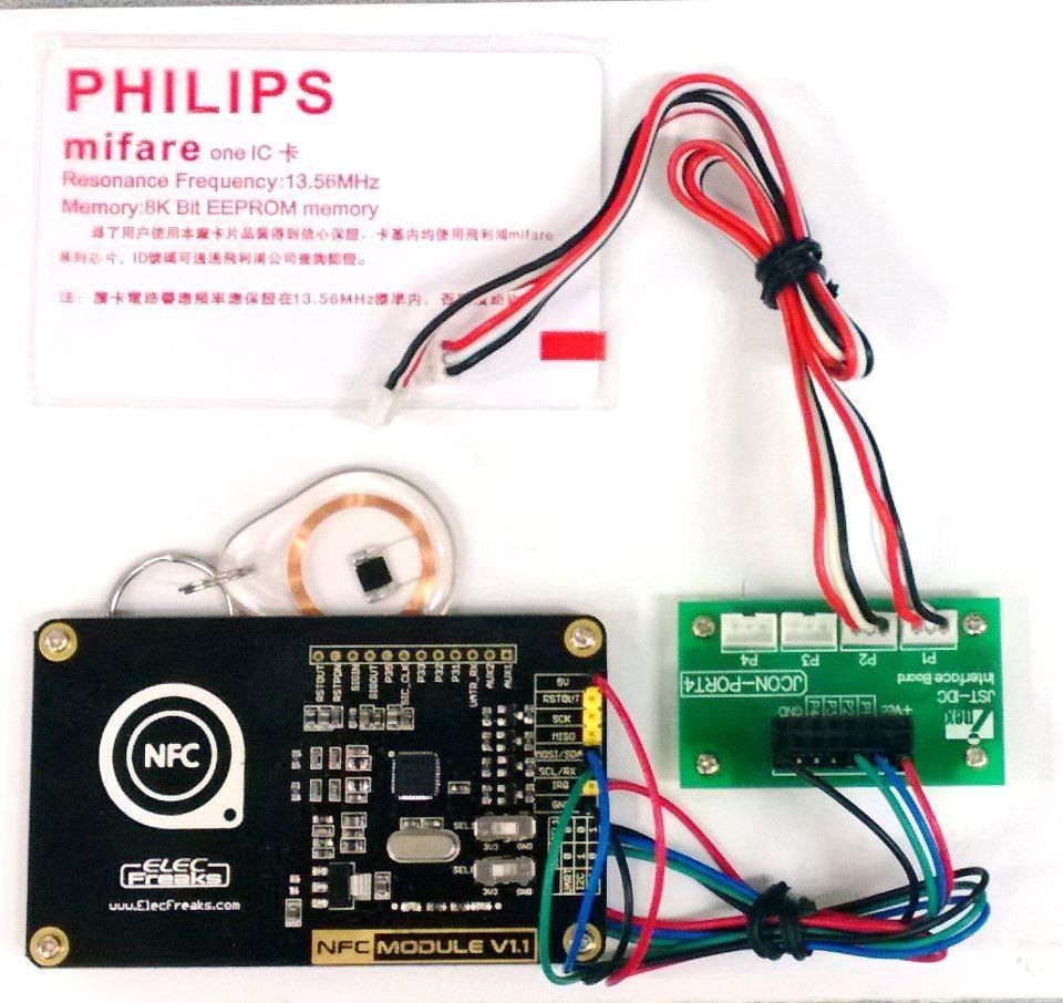RFID 13.56MHz Starter Kit