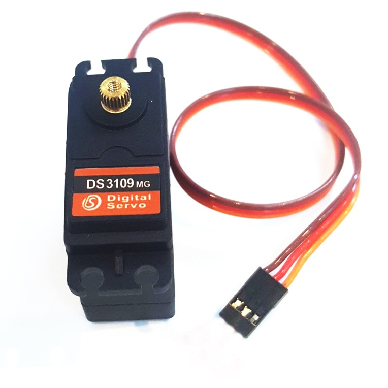 Digital Servo รุ่นDS3109 MG 180 degree