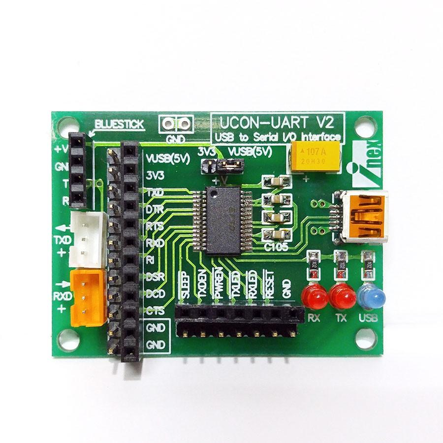 UCON-UART V2.0