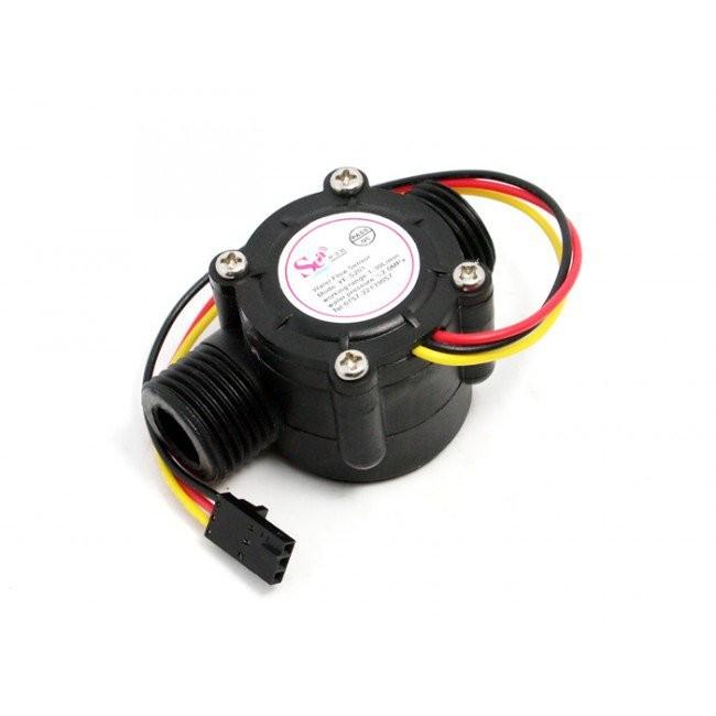 Water flow sensor ตัวตรวจจับการไหลของน้ำ 1/2 นิ้ว