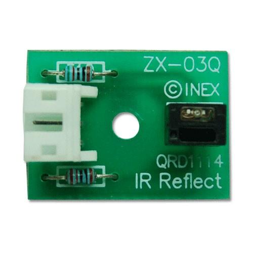 ZX-03Q แผงวงจรตรวจจับแสงอินฟราเรดสะท้อน