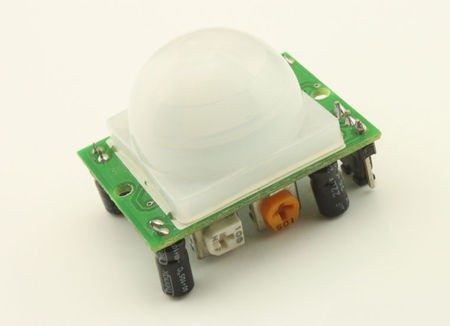 ZX-PIR แผงวงจรตรวจจับความเคลื่อนไหวของสิ่งมีชีวิต