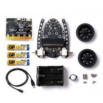 Bit:Bot Standard kit ชุดอุปกรณ์หุ่นยนต์สำหรับ micro:bit แบบสมบูรณ์