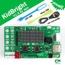 KidBright V1.5 by INEX