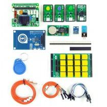 LeafHAT I/O Kit ชุดอุปกรณ์อินพุตเอาต์พุตสำหรับเรียนรู้และใช้งาน Rapspberry Pi