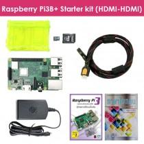 Raspberry Pi3B+ Starter kit (HDMI/HDMI)