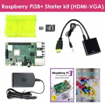 Raspberry Pi3B+ Starter kit (HDMI/VGA)