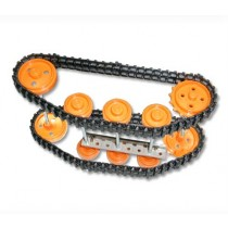 TAMIYA Track and Wheel Set : 70100