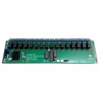 ZX-RELAY16 แผงวงจรขับรีเลย์ 16 ช่องผ่านระบบบัส I2C