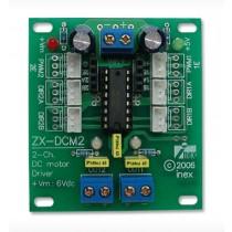 บอร์ดขับมอเตอร์ ZX-DCM2