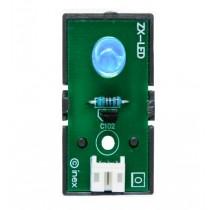 ZX-LED สีฟ้า
