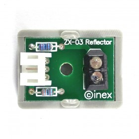 ZX-03G แผงวงจรตรวจจับแสงสีเขียวสะท้อน