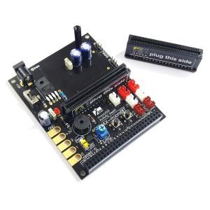 AX-microBIT+ บอร์ดเพื่อการเรียนรู้และใช้งาน micro:bit