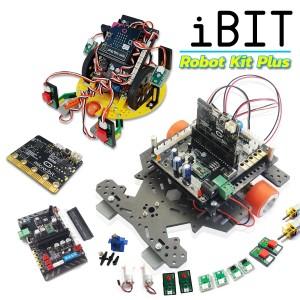 iBIT Robot Kit Plus