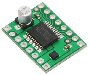 mini-TB6612 แผงวงจรขับมอเตอร์ไฟตรงขนาดเล็กพร้อมใช้งาน