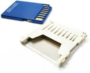 SD Card Connector