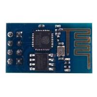 ESP-01โมดูลสื่อสารข้อมูลอนุกรมไร้สายผ่าน WiFi (ESP8266EX)