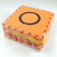 แผ่นสนามหุ่นยนต์ EVA สีส้ม