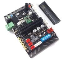 iBIT+ แผงวงจรควบคุมหุ่นยนต์สำหรับ micro:bit