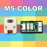 M5-COLOR โมดูลตรวจจับสี