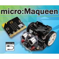 micro:Maqueen หุ่นยนต์ micro:bot ตัวจิ๋ว