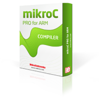 MikroC PRO compiler for ARM Cortex