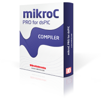 MikroC PRO for dsPIC