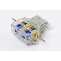TAMIYA ชุดเฟืองขับมอเตอร์ Double Gearbox : 70168