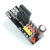 ADX-SERVO3 แผงวงจรควบคุมแรงดันให้กับเซอร์โวมอเตอร์สำหรับบอร์ด POP-X2