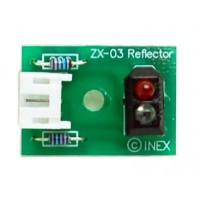ZX-03R แผงวงจรตรวจจับแสงสีแดงสะท้อน